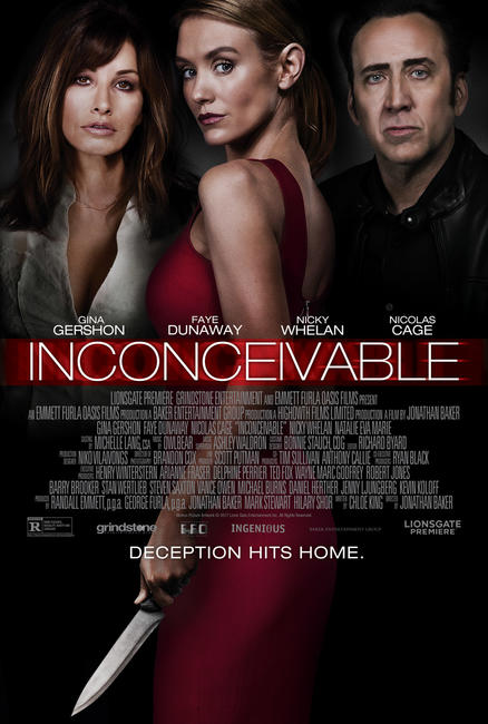 Inconceivable Photos + Posters
