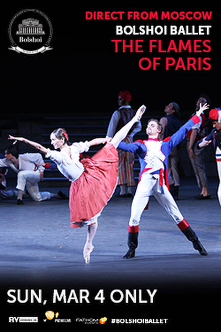 Bolshoi Ballet:  The Flames of Paris  Photos + Posters