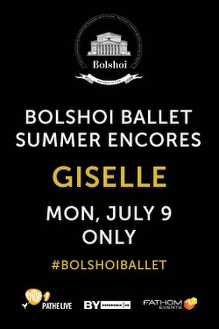Bolshoi Ballet: Giselle (Encore) Photos + Posters