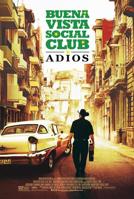 Buena Vista Social Club: Adios Photos + Posters