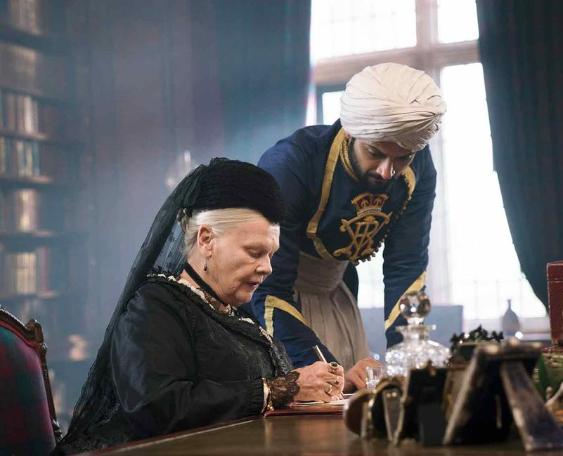 Victoria and Abdul Photos + Posters
