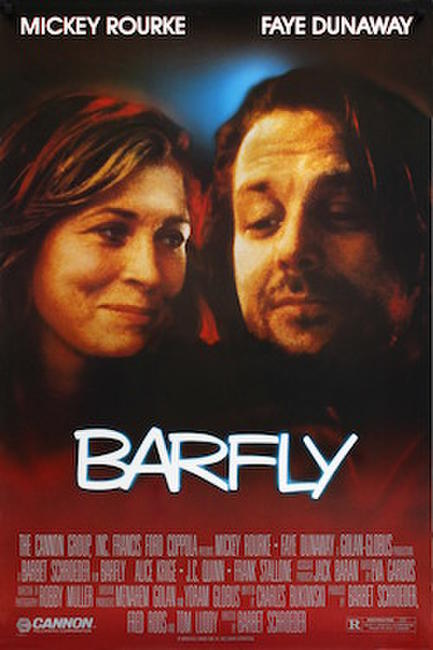 BARFLY/REVERSAL OF FORTUNE Photos + Posters
