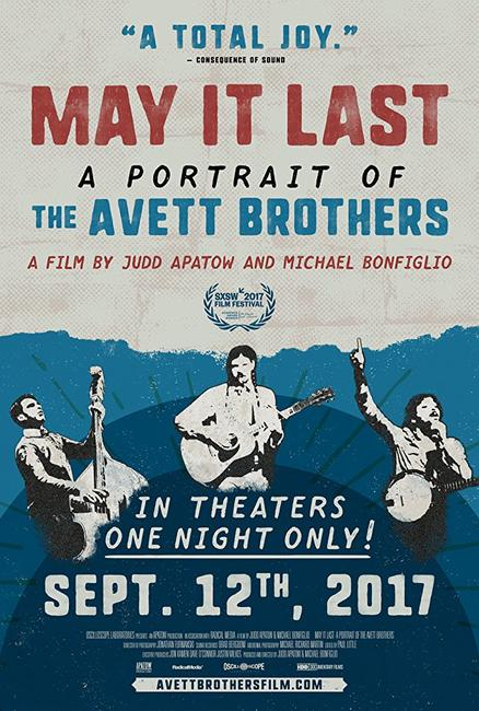 May It Last: A Portrait of the Avett Brothers Photos + Posters