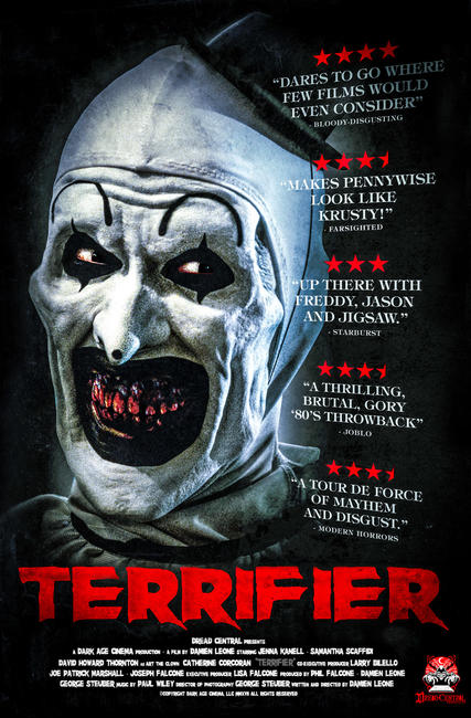 Terrifier Photos + Posters