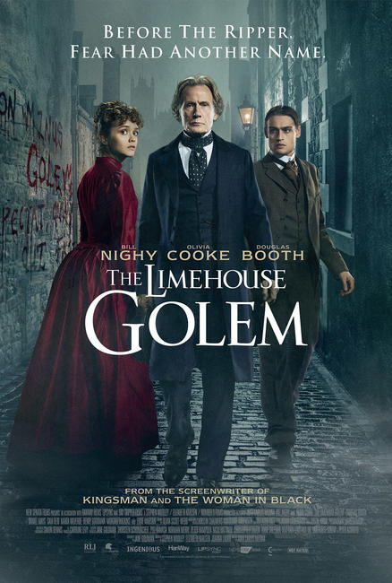 The Limehouse Golem Photos + Posters