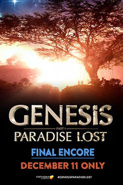 Genesis: Paradise Lost Photos + Posters
