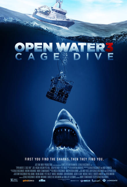 Open Water 3: Cage Dive Photos + Posters