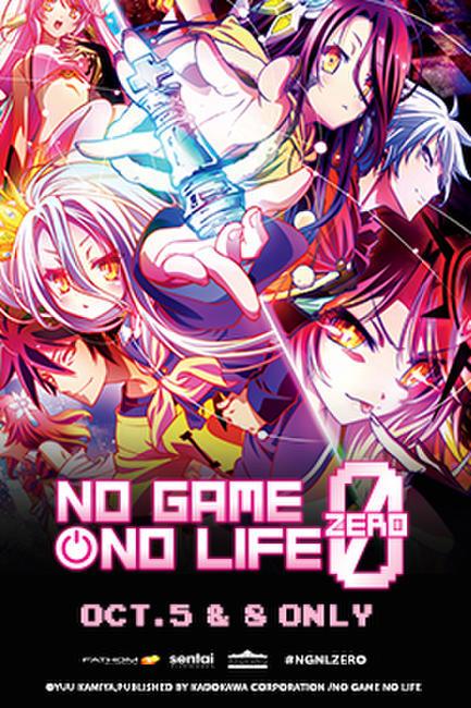 No Game No Life Zero Photos + Posters