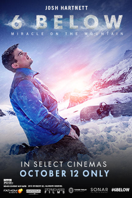 Fathom Premieres 6 Below: Miracle on the Mountain Photos + Posters