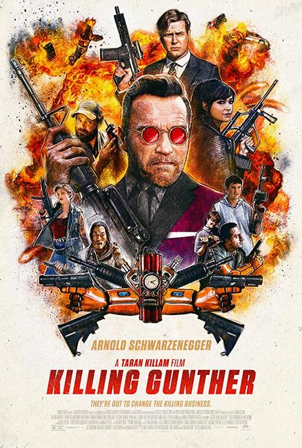 Killing Gunther Photos + Posters