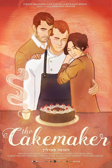 The Cakemaker Photos + Posters