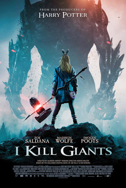 I Kill Giants Photos + Posters