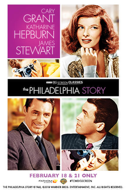 The Philadelphia Story (1940) presented by TCM Photos + Posters