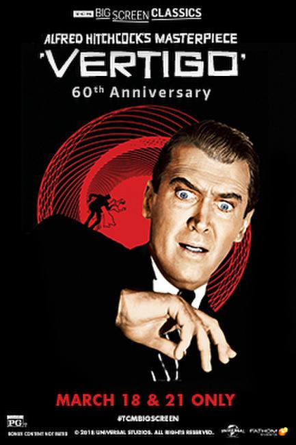 Vertigo 60th Anniversary (1958) presented by TCM Photos + Posters