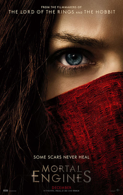 Mortal Engines Photos + Posters