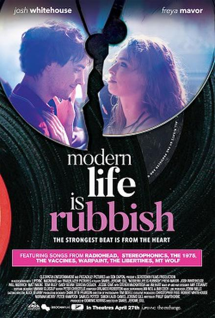 Modern Life Is Rubbish Photos + Posters