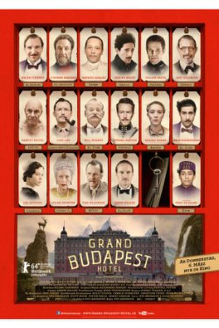 THE GRAND BUDAPEST HOTEL / TO BE OR NOT TO BE Photos + Posters