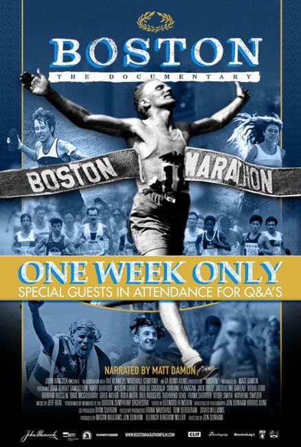 Boston: Martin Richard Foundation - April 12 Photos + Posters