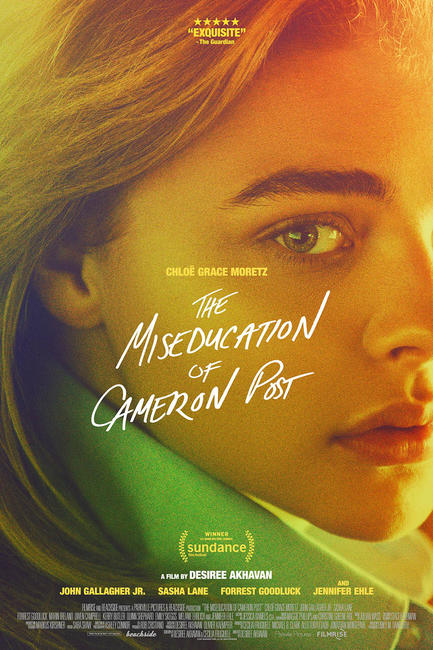 The Miseducation of Cameron Post Photos + Posters