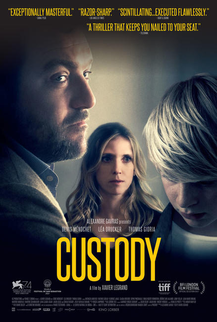 Custody (2018) Photos + Posters