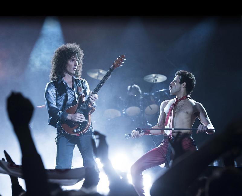 Bohemian Rhapsody Photos + Posters