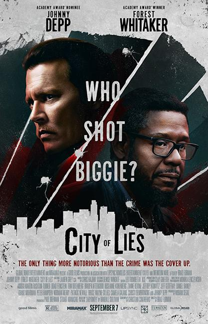 City of Lies  Photos + Posters