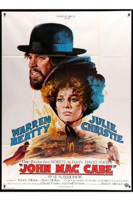 MCCABE & MRS. MILLER/PAT GARRETT AND BILLY THE KID Photos + Posters