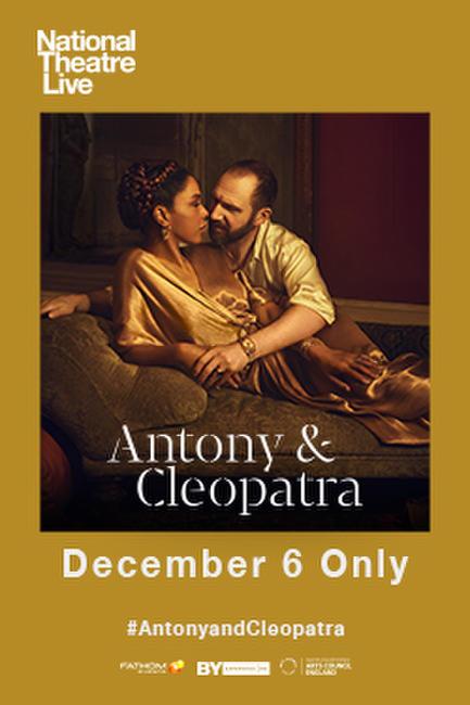 NT Live: Antony & Cleopatra Photos + Posters
