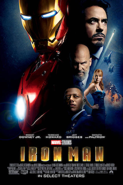 Marvel Studios 10th: Iron Man: The IMAX Experience Photos + Posters