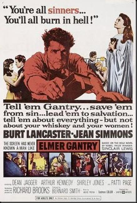 Elmer Gantry Photos + Posters