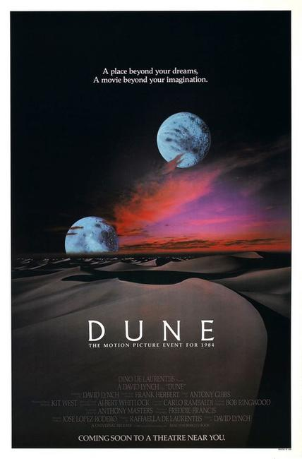 Dune (2000) Photos + Posters