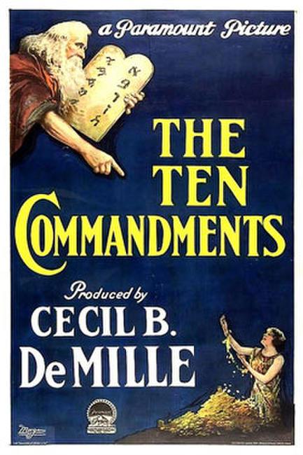 The Ten Commandments (1956) Photos + Posters
