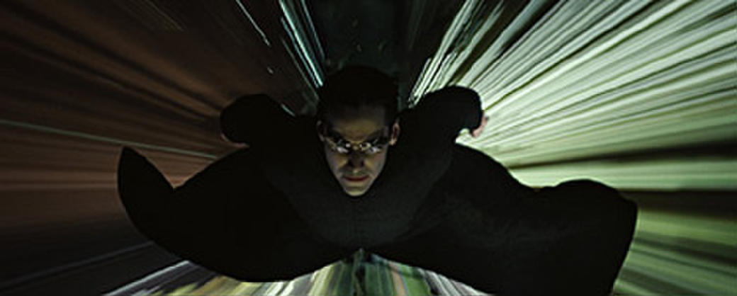 The Matrix Reloaded - VIP Photos + Posters