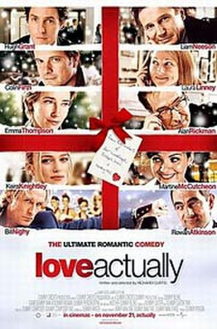 Love Actually - Open Captioned Photos + Posters