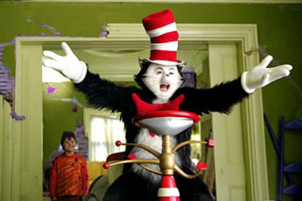 Dr. Seuss' The Cat in the Hat - Spanish Subtitles Photos + Posters