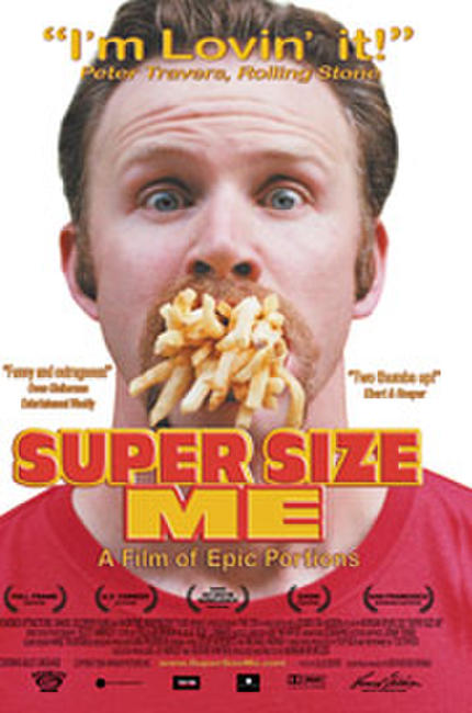 Super Size Me Photos + Posters