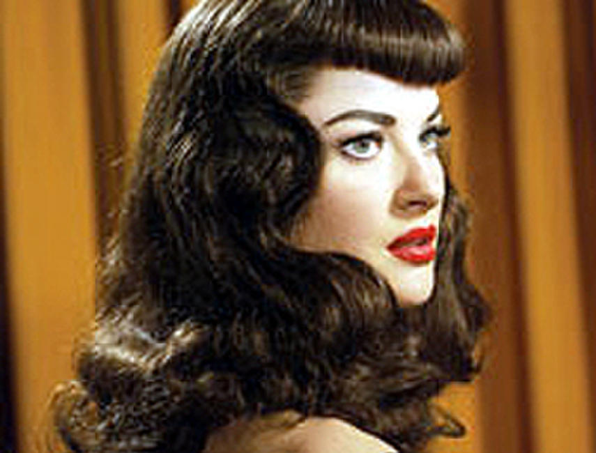 The Notorious Bettie Page Photos + Posters