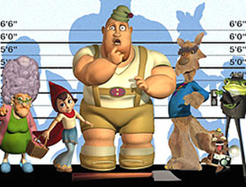 Hoodwinked Photos + Posters