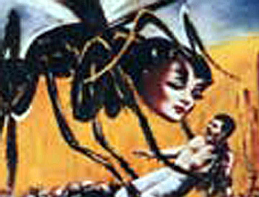 The WASP Woman / Attack of the Crab Monsters / Creature from the Haunted Sea Photos + Posters