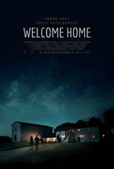 Welcome home_theatrical poster