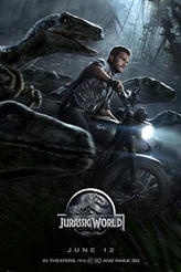 Jurassic World (2015) showtimes and tickets