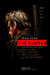 The Gunman showtimes and tickets