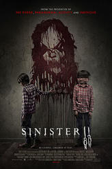 Sinister 2 showtimes and tickets