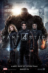 Fantastic Four (2015) showtimes and tickets