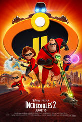 Incredibles 2 showtimes and tickets