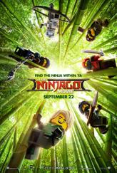 The Lego Ninjago Movie showtimes and tickets