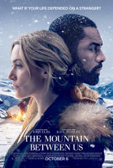 The Mountain Between Us showtimes and tickets