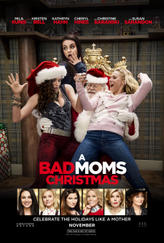 A Bad Moms Christmas (2017) showtimes and tickets