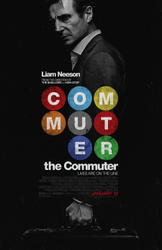 The Commuter showtimes and tickets