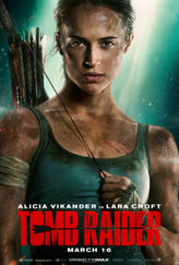 Tomb Raider (2018) showtimes and tickets